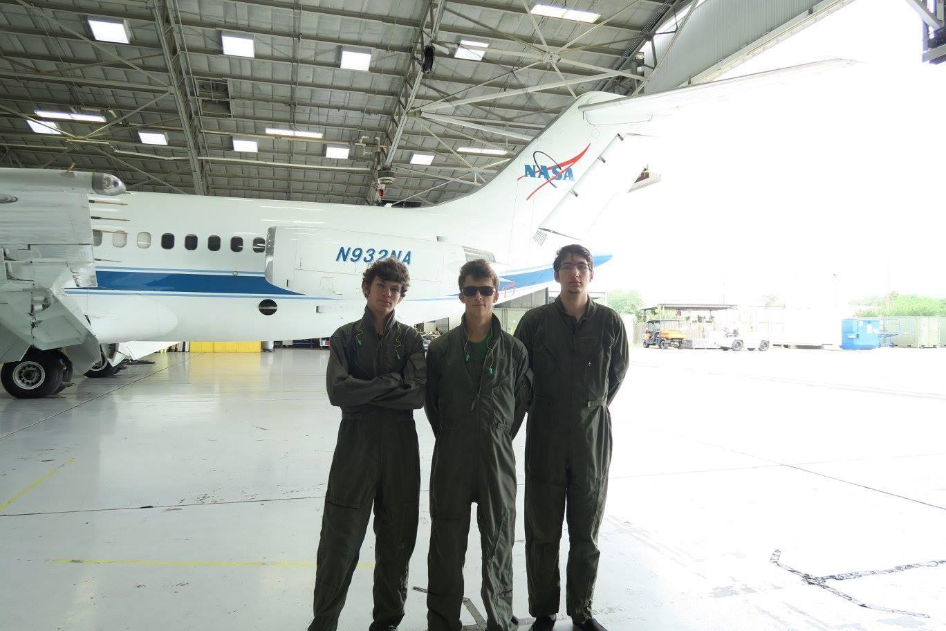 John at NASA