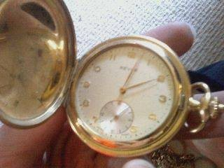 John's pocket watch